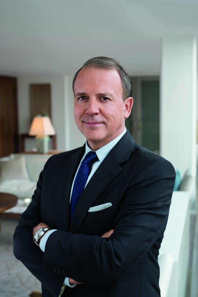 f08d2b113f3 Luxe.Co Exlusive Interview with Philippe Galtié of Tiffany | Omni ...